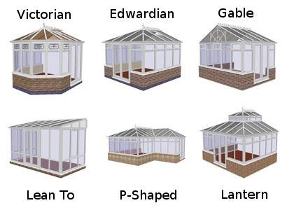 Buy PVC-U Modern conservatory Southall Windows London