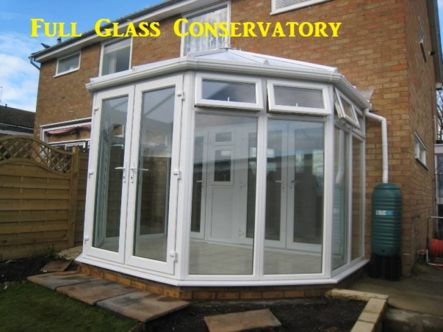 Conservatory designs Southall Windows London full glass