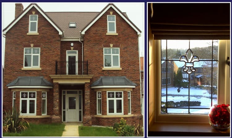 Richmond glass design double glazing